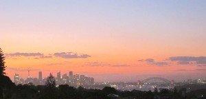Sydney - coucher de soleil dans Australie coucher-de-soleil-300x144