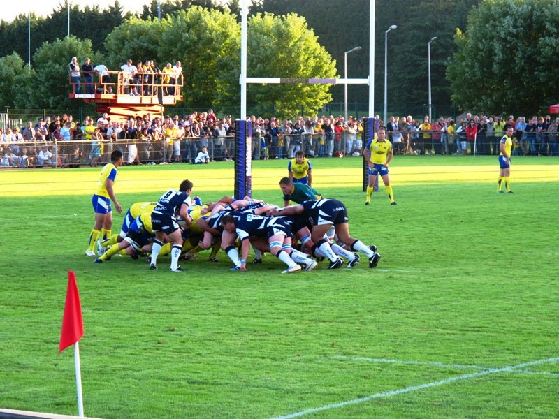 rugby match rules
