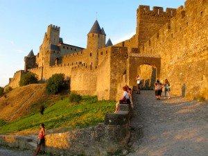 carcassonne1-300x225 Carcassonne dans Ruines et monuments