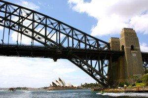 Australie - Sydney - Harbour bridge & Opera. dans Australie a-300x199