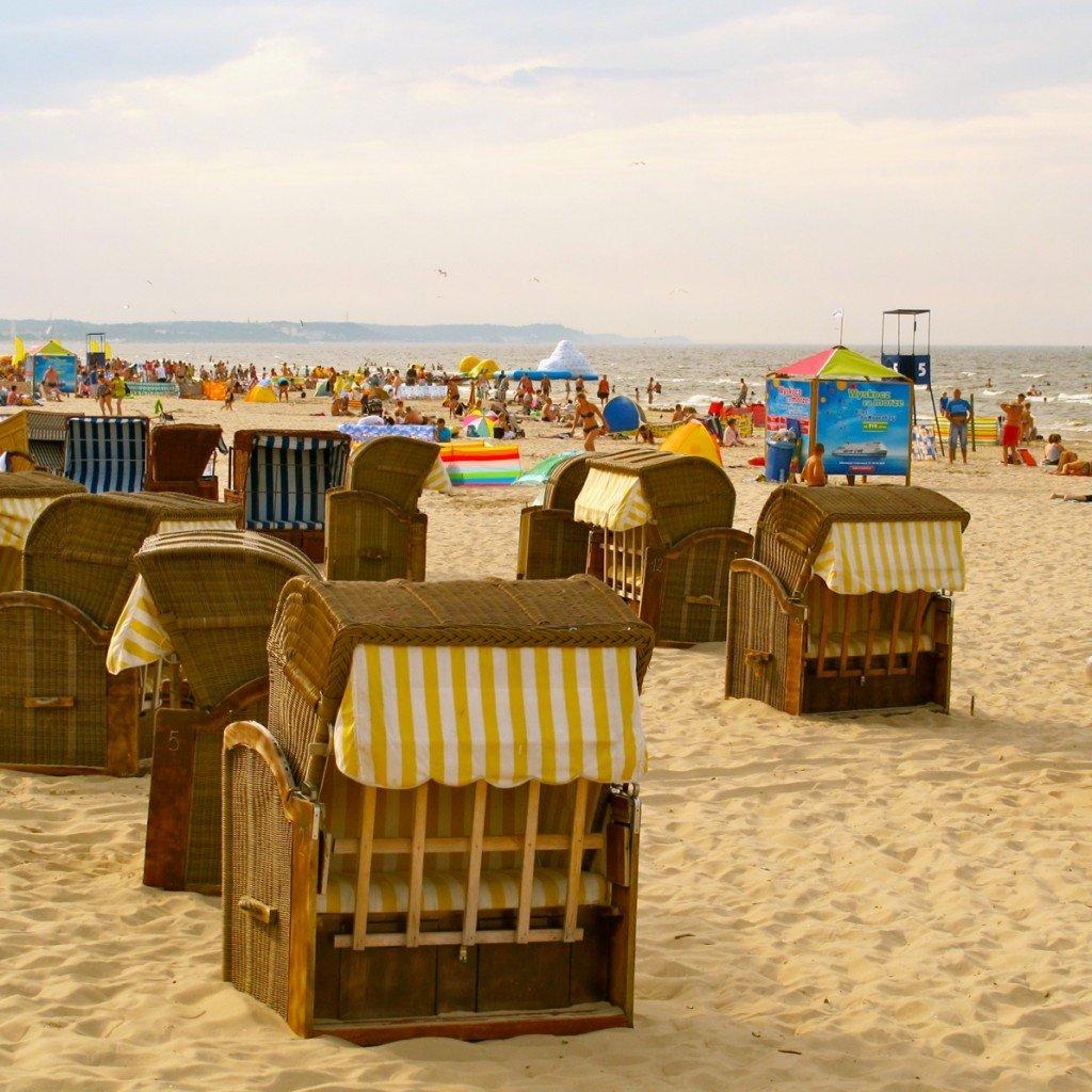 La Baltique ... clichés - contraste. dans Le genre de mes Photos baltic-plage-swinoujscie