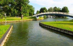 Neubrandenburg - lac et murailles. dans Allemagne neubrandenburg-l-300x188