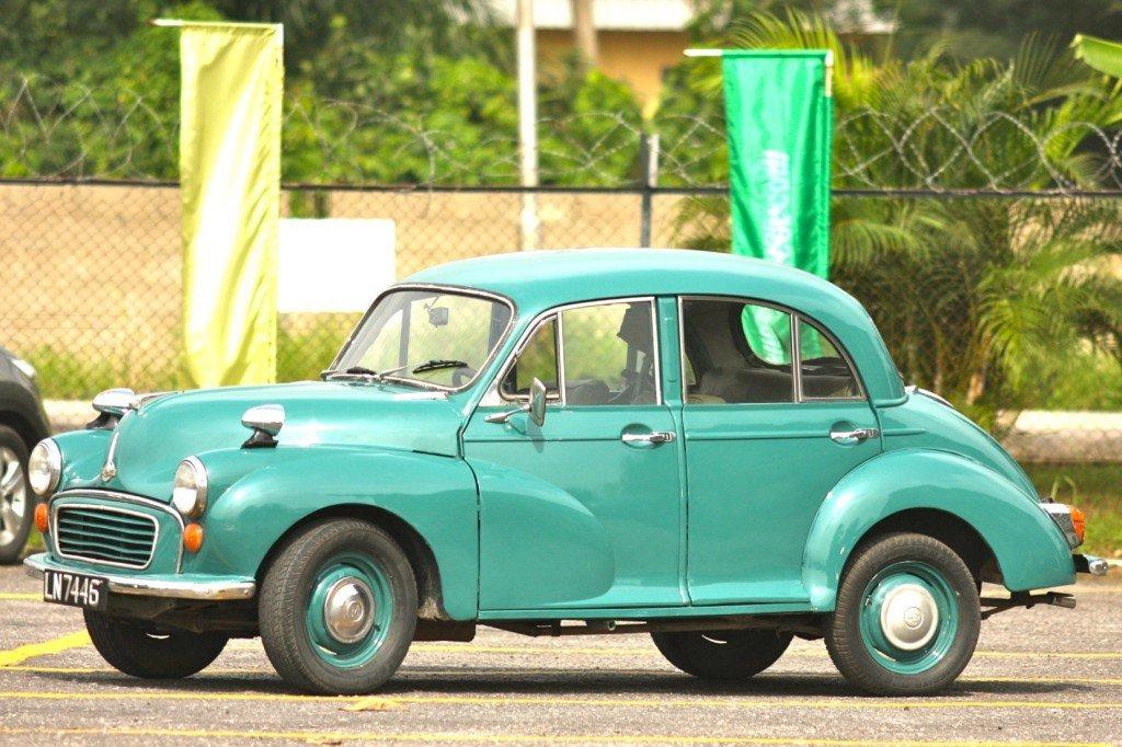 voiture-verte dans Le genre de mes Photos