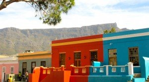 7 table mountain from Bo Kaap