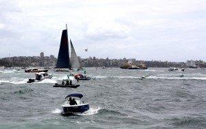 Course Sydney Hobart 1