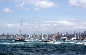 Course Sydney Hobart 3