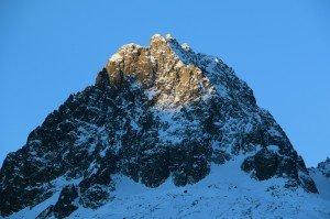 lever de soleil en montagne B