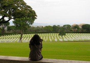 Manille cimetière américain A