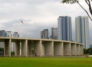 Manille cimetière américain C