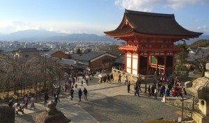 Kyoto temple B