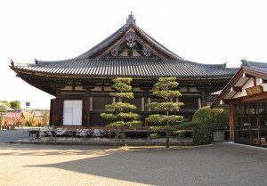 Kyoto temple H