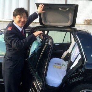 Japon taxi kyoto B