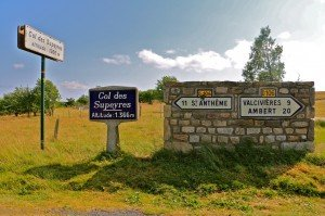 Ambert - Col des supeyres