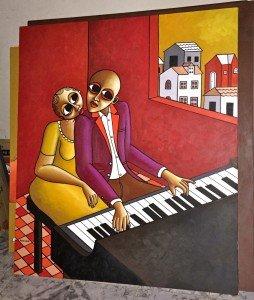 Tolu Aliki - oeuvre piano
