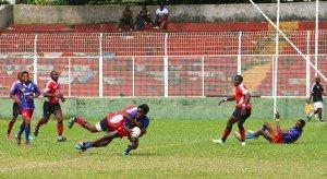 rugby à 7 match 1