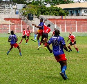rugby à 7 match 5
