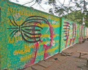 Graffiti Lagos Ademola Tokumbo 16 janvier