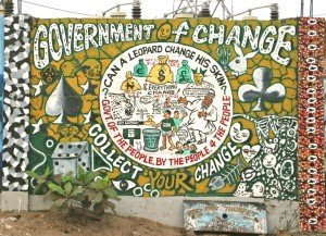 Graffiti Lagos Surulere 16 janvier A