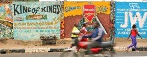 Graffiti Lagos Surulere 16 janvier C