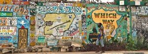 Graffiti Lagos Surulere 16 janvier D