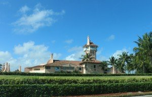 Palm Beach Trump House