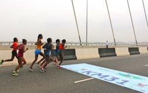 Marathon KM 31