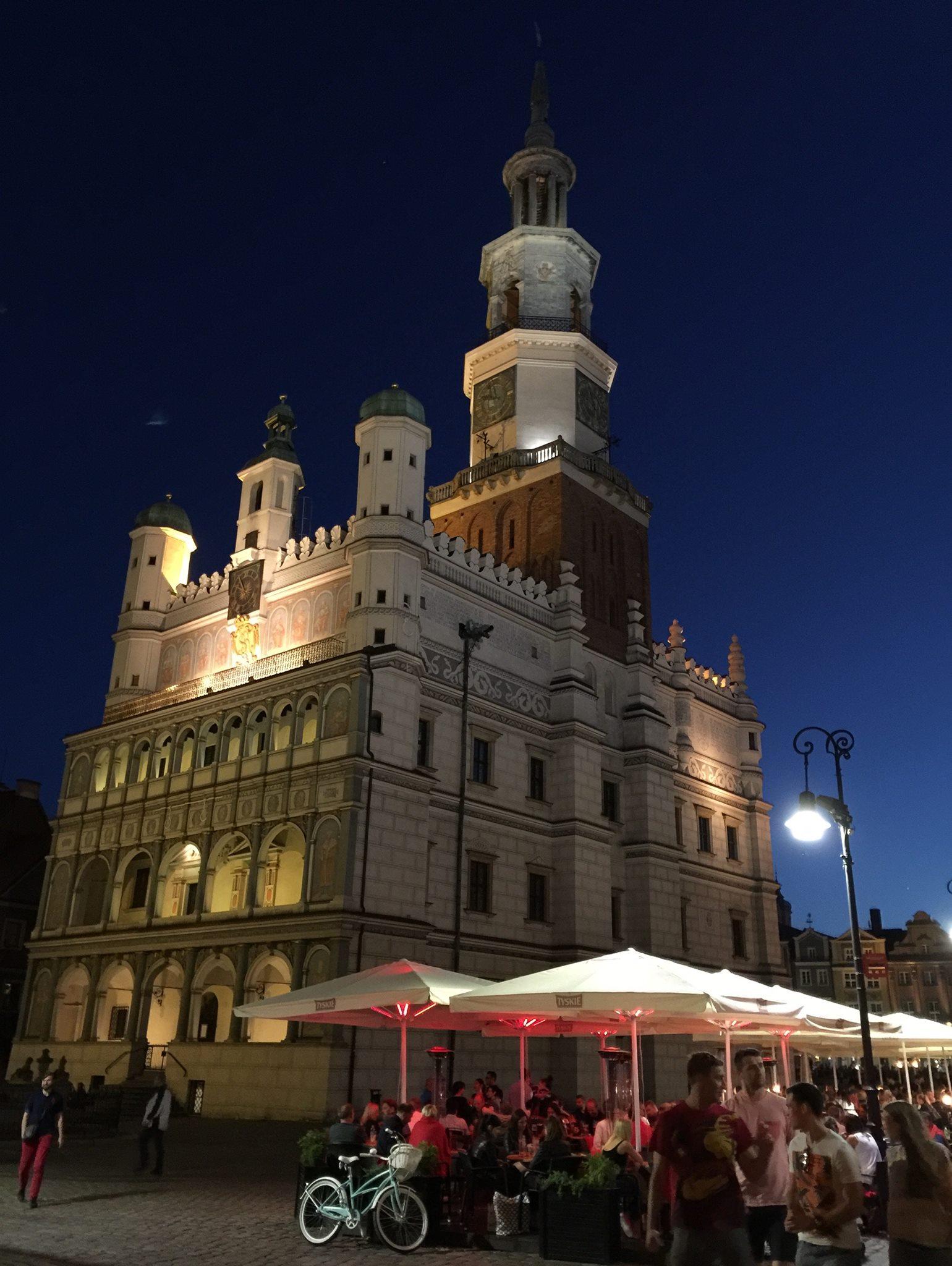 ratusz Poznan