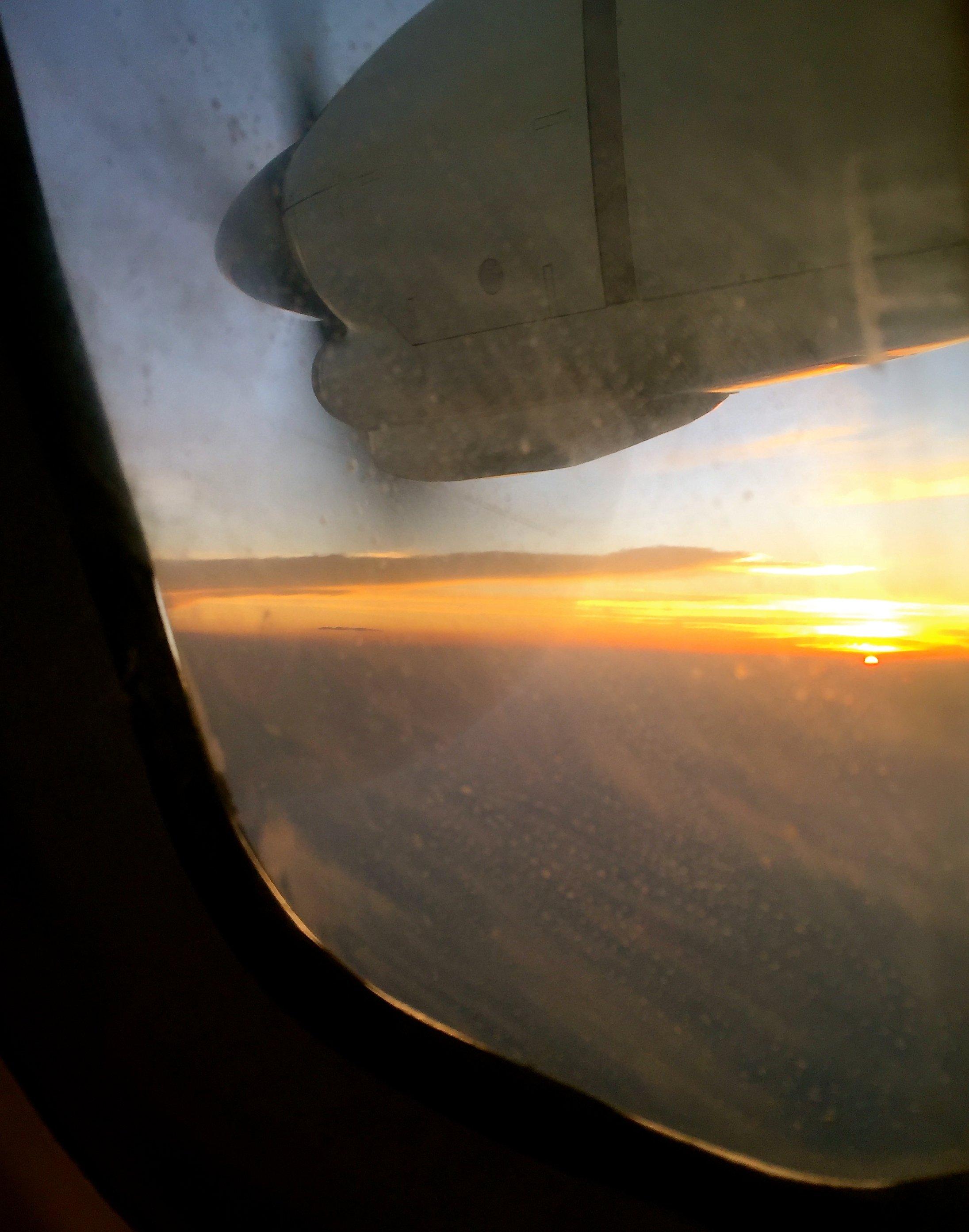 overland ATR42