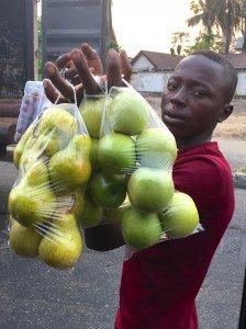 Vendeur de rue 22 fev Pommes