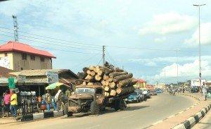 Camion Akure 7